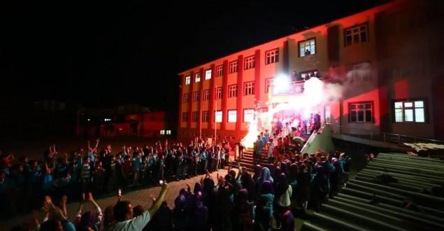 SOLHAN YBO'DAKİ ŞÖLEN TÜRKİYE'DE BİR İLK!