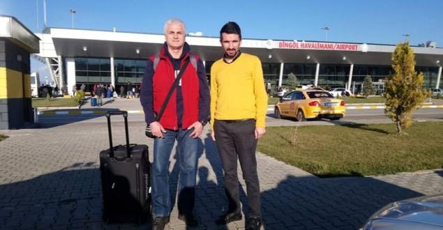 SOLHANSPOR'A YENİ BAŞANTRENÖR