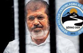 """Şerno-Der: """"Mursi'nin Yanındayız"""""""