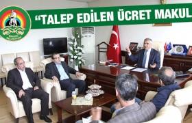 """""""FİRMA İŞİ ACELEYE GETİRMEYE ÇALIŞIYOR"""""""