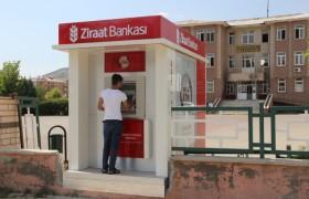 ZİRAAT BANKASI'NDAN YENİ MAHALLE'YE ATM