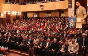 'TÜRKİYE DALLARI BOSNA'DAN YEMEN'E KADAR UZANAN BİR ÇINARDIR'