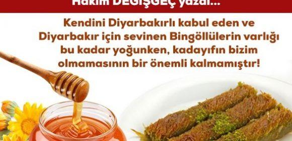 KADAYIF YETMEZ, BALI DA VERELİM!
