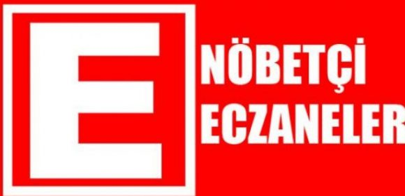 NİSAN 2021 NÖBETÇİ ECZANELER