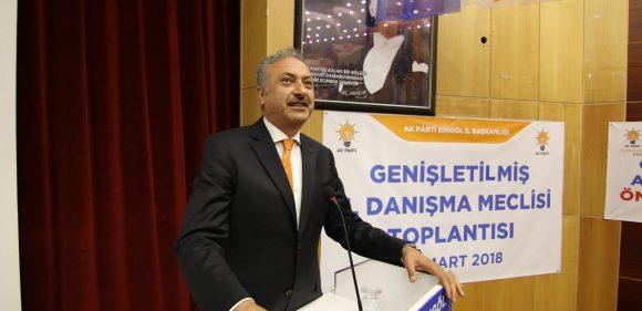 """ŞÜTAŞ BİNGÖL'Ü ÇUKUROVA'YA ÇEVİRECEK"""