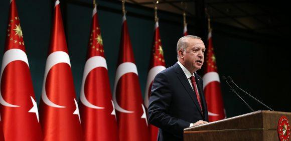 """""""SEÇİMLERİN 24 HAZİRAN 2018 TARİHİNDE YAPILMASINA KARAR VERDİK"""""""