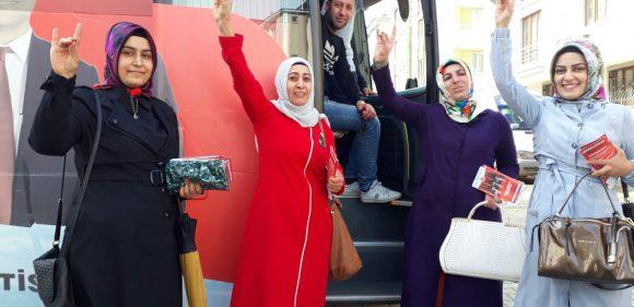 """""""CUMHUR İTTİFAKI MİLLET AKLI'NI ANLATACAĞIZ"""""""