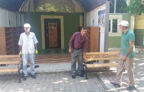 CAMİ VE HASTANELERE BANK DESTEĞİ