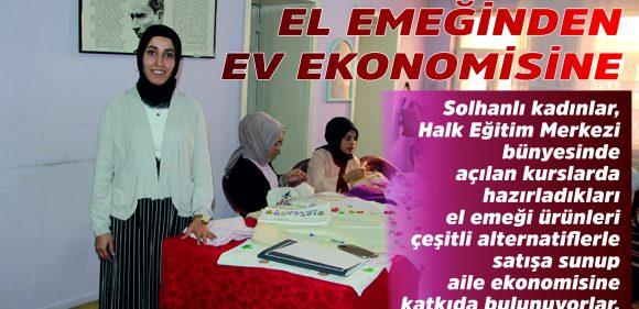 EL EMEĞİNDEN EV EKONOMİSİNE